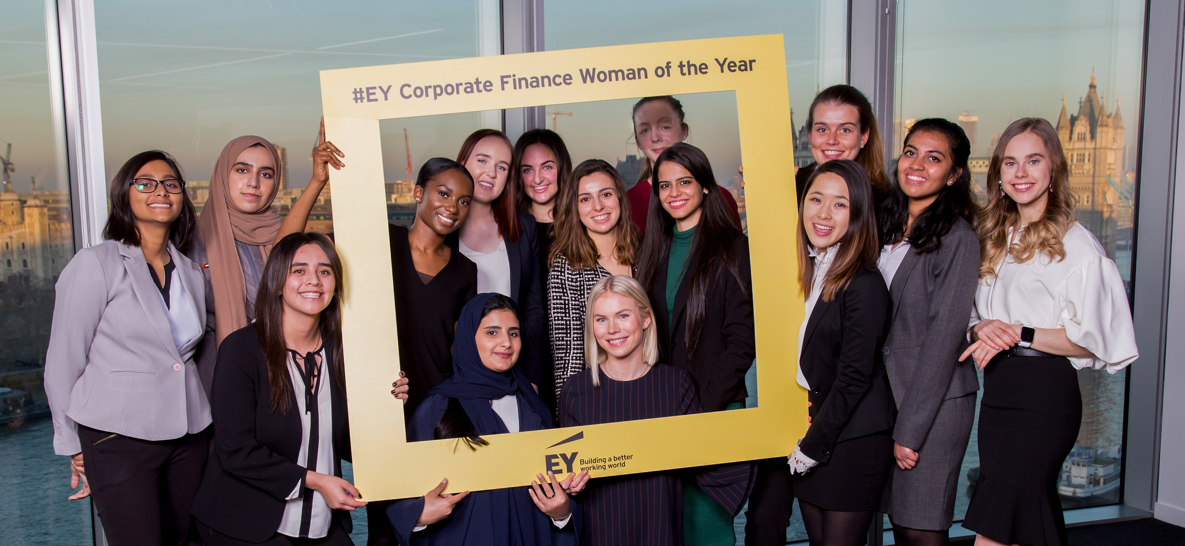 EY Corporate Finance Woman of the Year | EY – Global