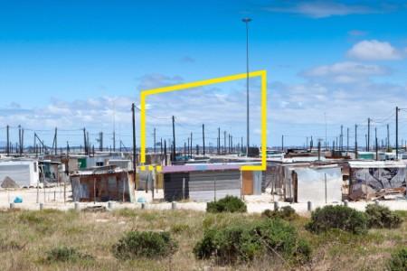 informal settlement cape town South Africa