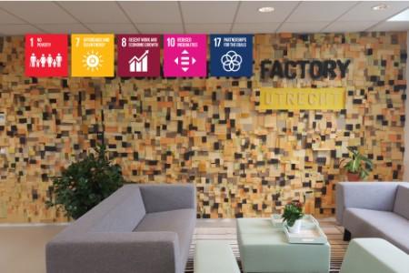 Escritório Social Impact Factory Utrecht