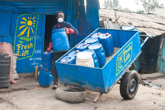 How cost analysis dispels myths about container-based sanitation