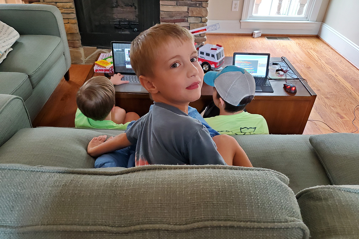 Home - schooling