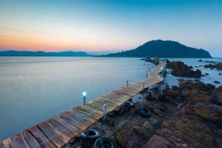 Chanthaburi Sea View Ao Khung Kraben Bay