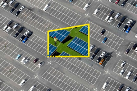 Reframe your future solar car park