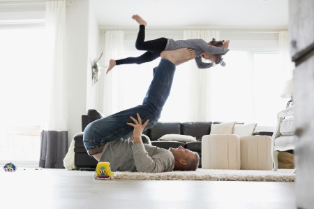 father-flying-daughter