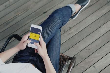 Kakaobank app chair
