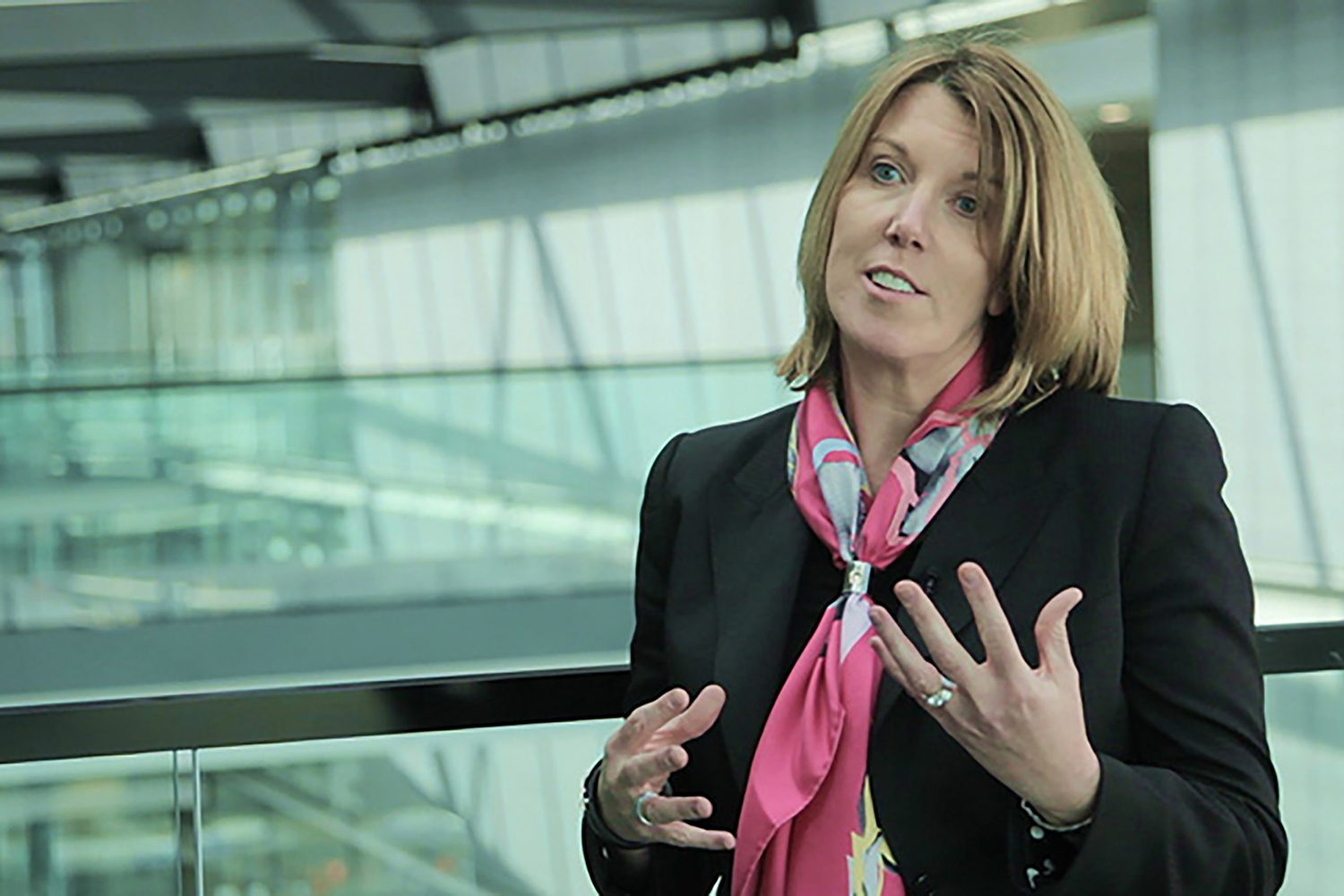Alison Kay, EY Global Vice Chair for Industry