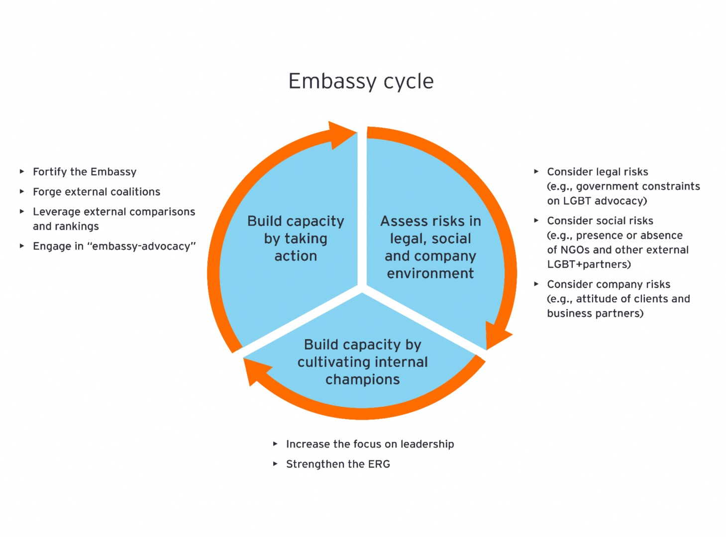 Embassy cycle graphic