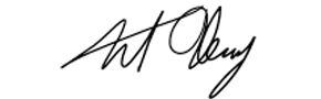 Trent henry Signature