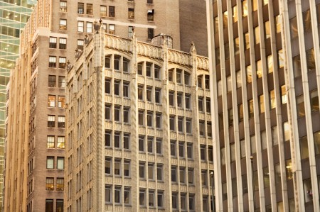 office buildings in manhattan