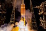 Delta IV Heavy rocket launches Solar Probe