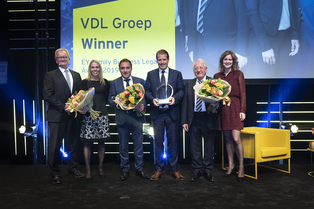 Netherlands family business award winner