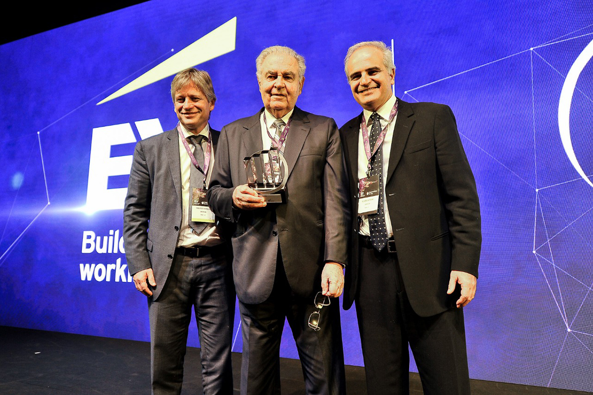 Brazil family business award winner