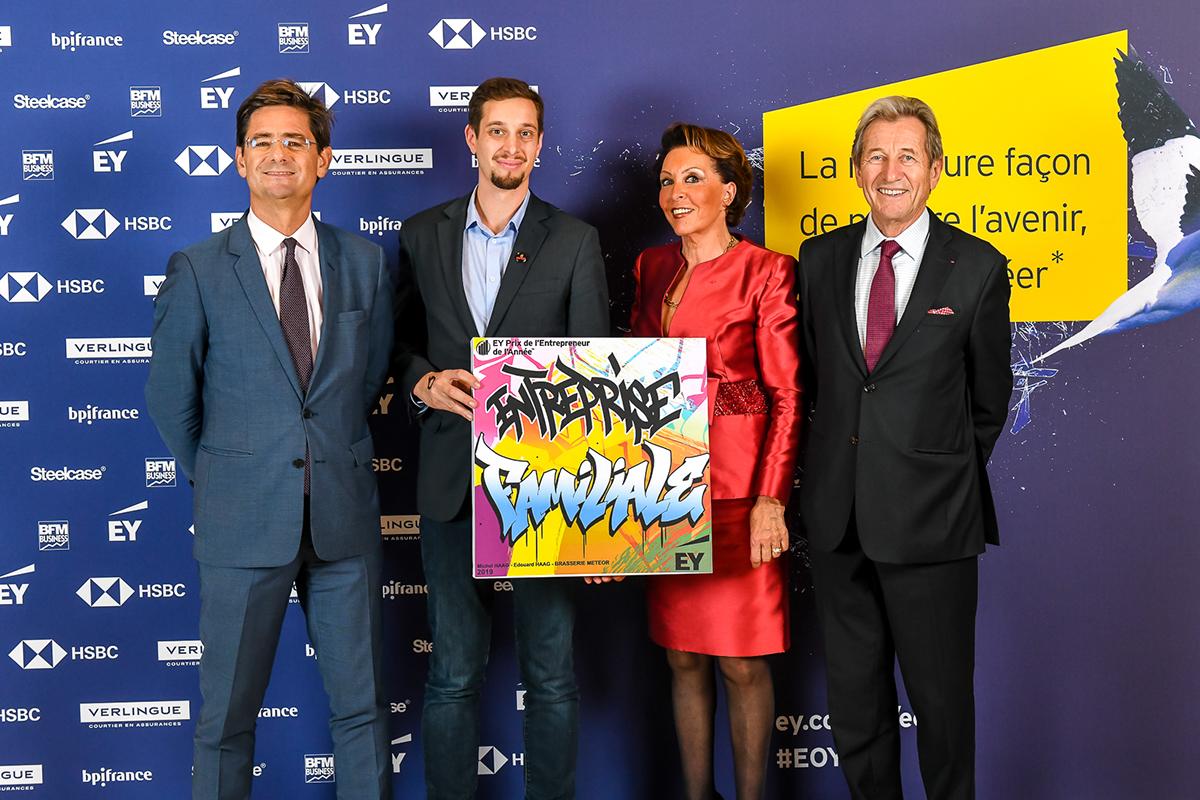 France family business award winner