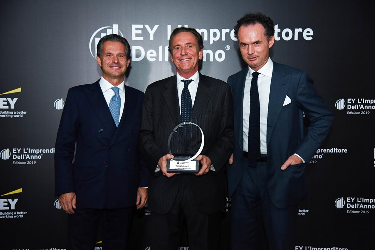 Italy family business award winner