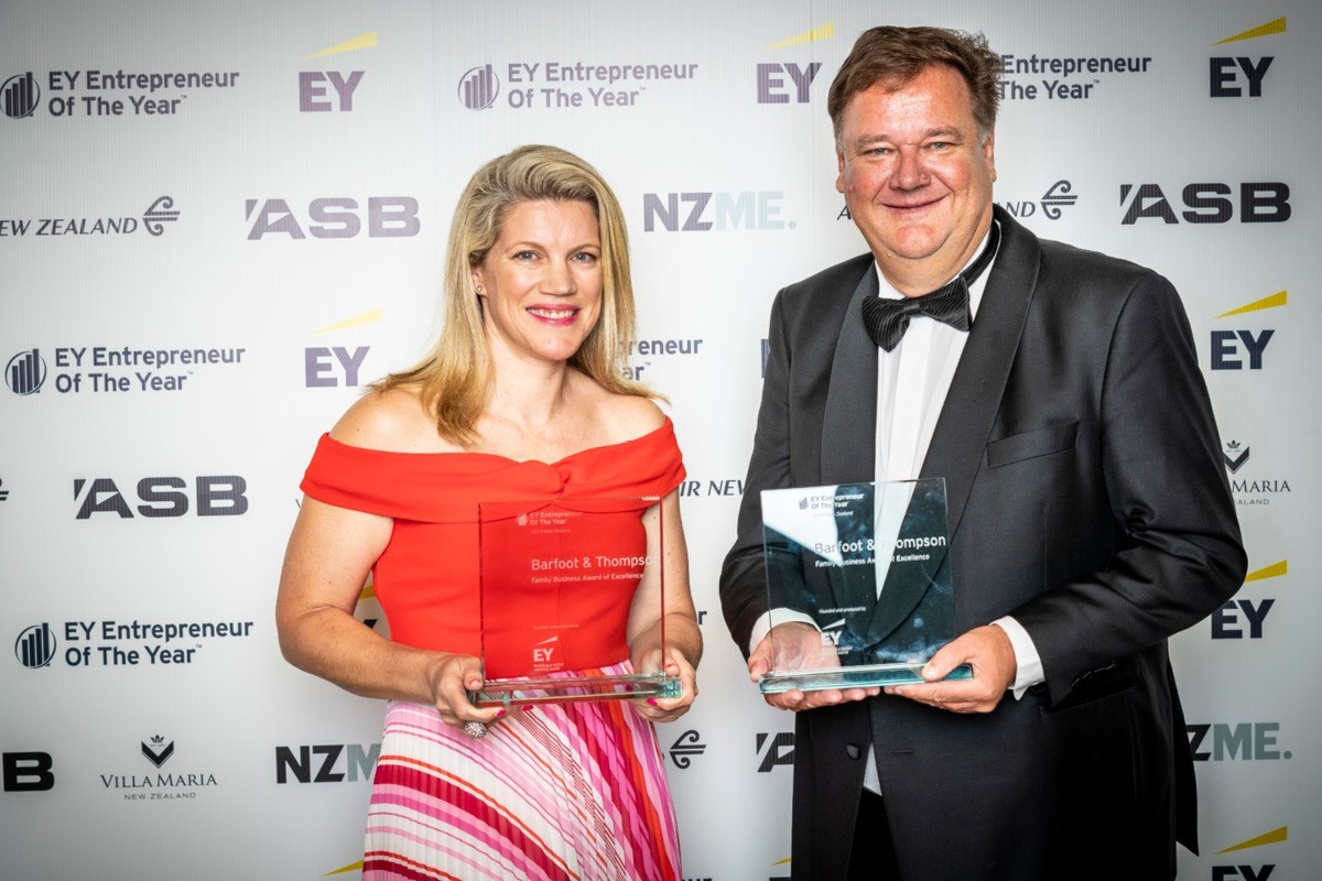 New zealand family business award winner