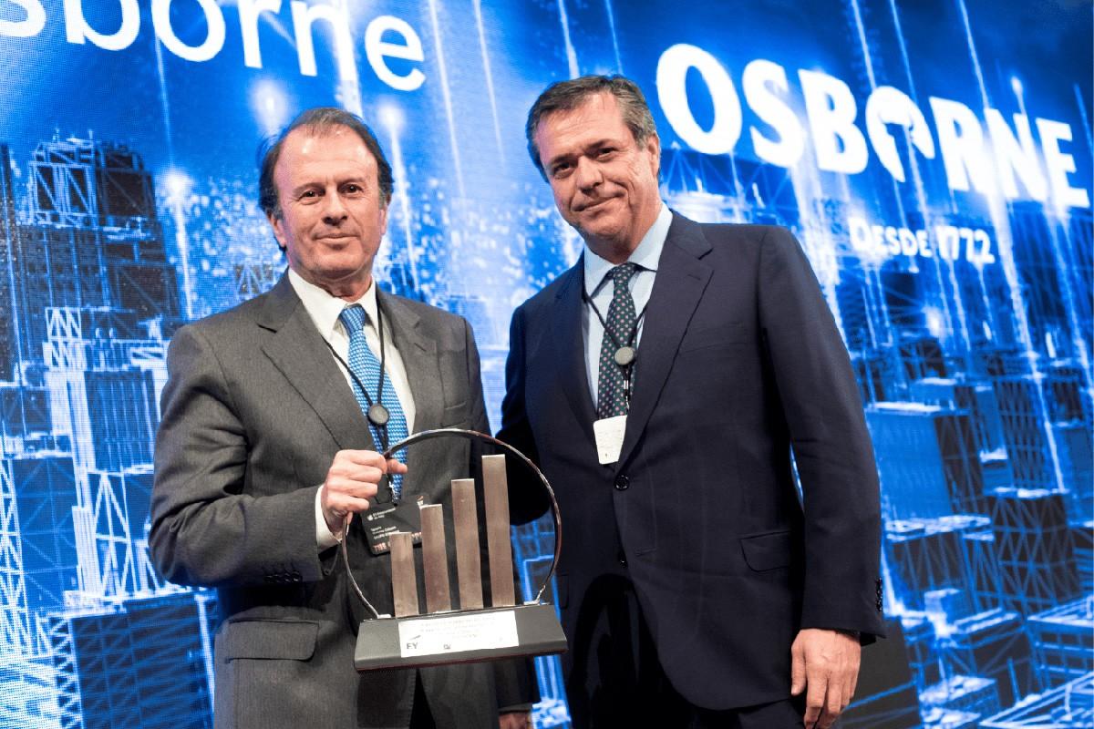 Spain family business award winner