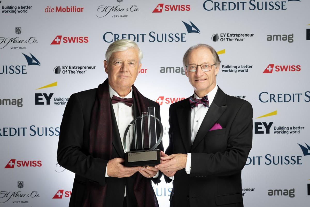 Switzerland family business award winner