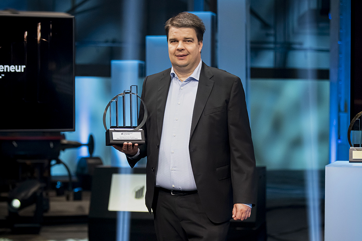 Family business award winner Denmark