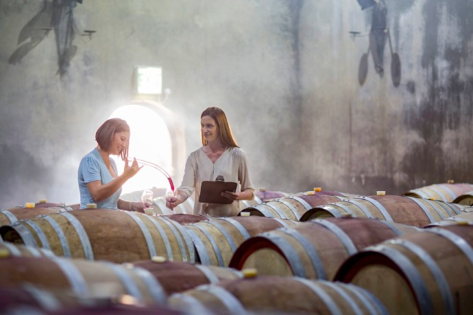 Restoring trust in the wine industry, from grape to glass