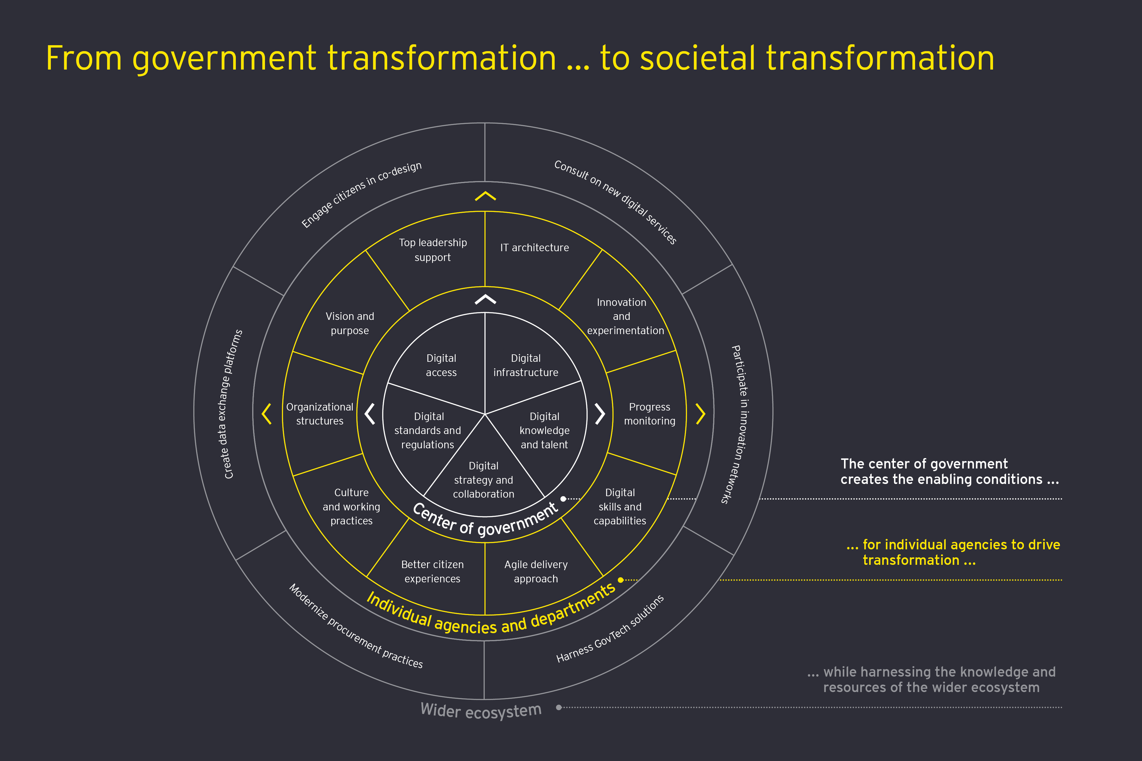 Government transformation