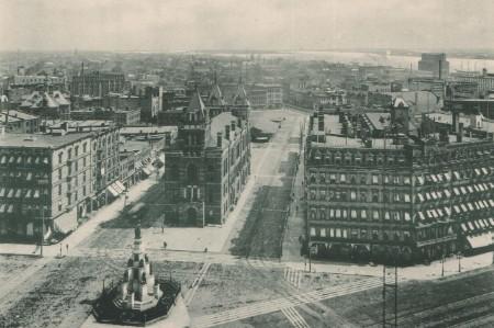 Detroit in 1893