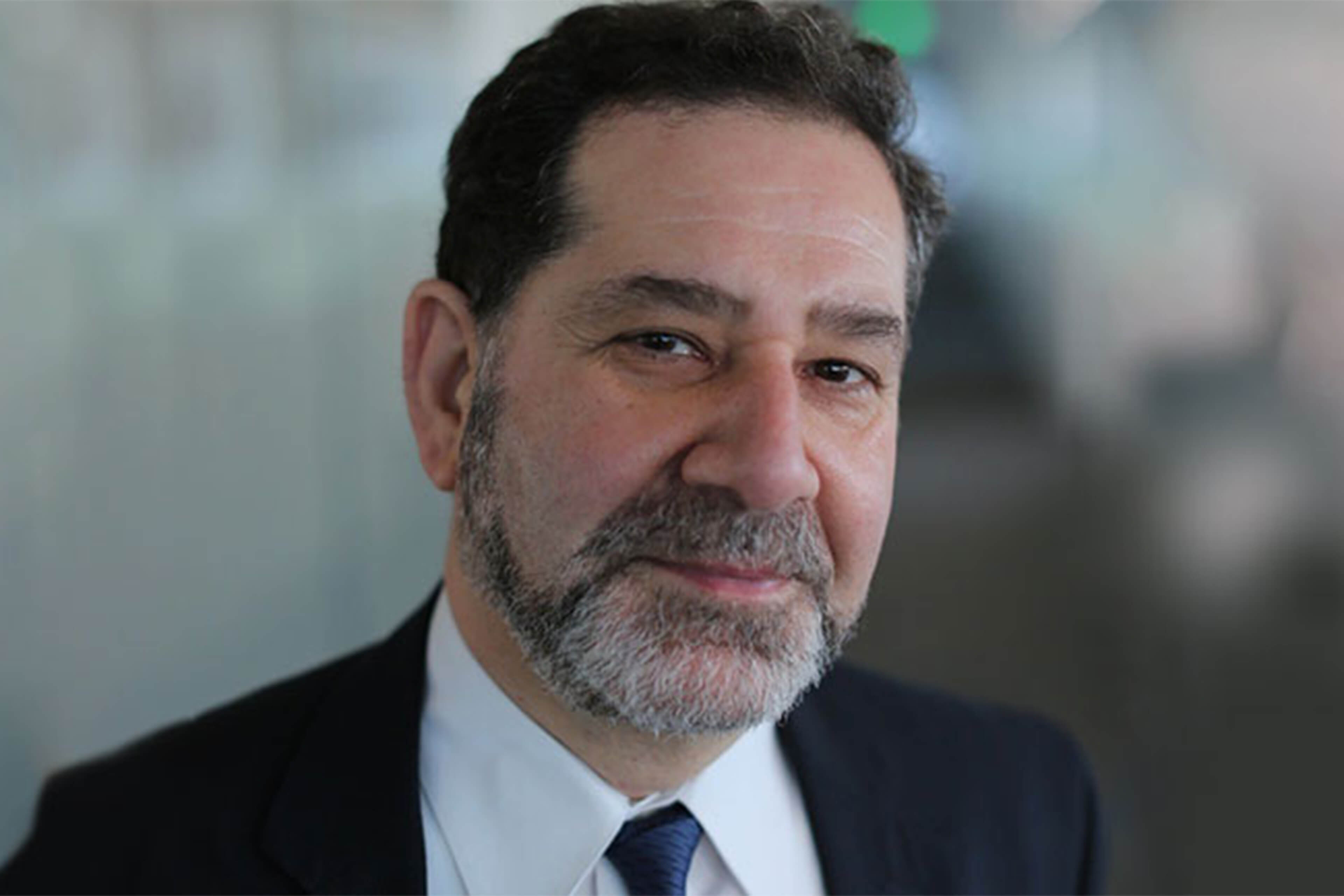 Portrait of Issam Dairanieh of the Global CO2 Initiative