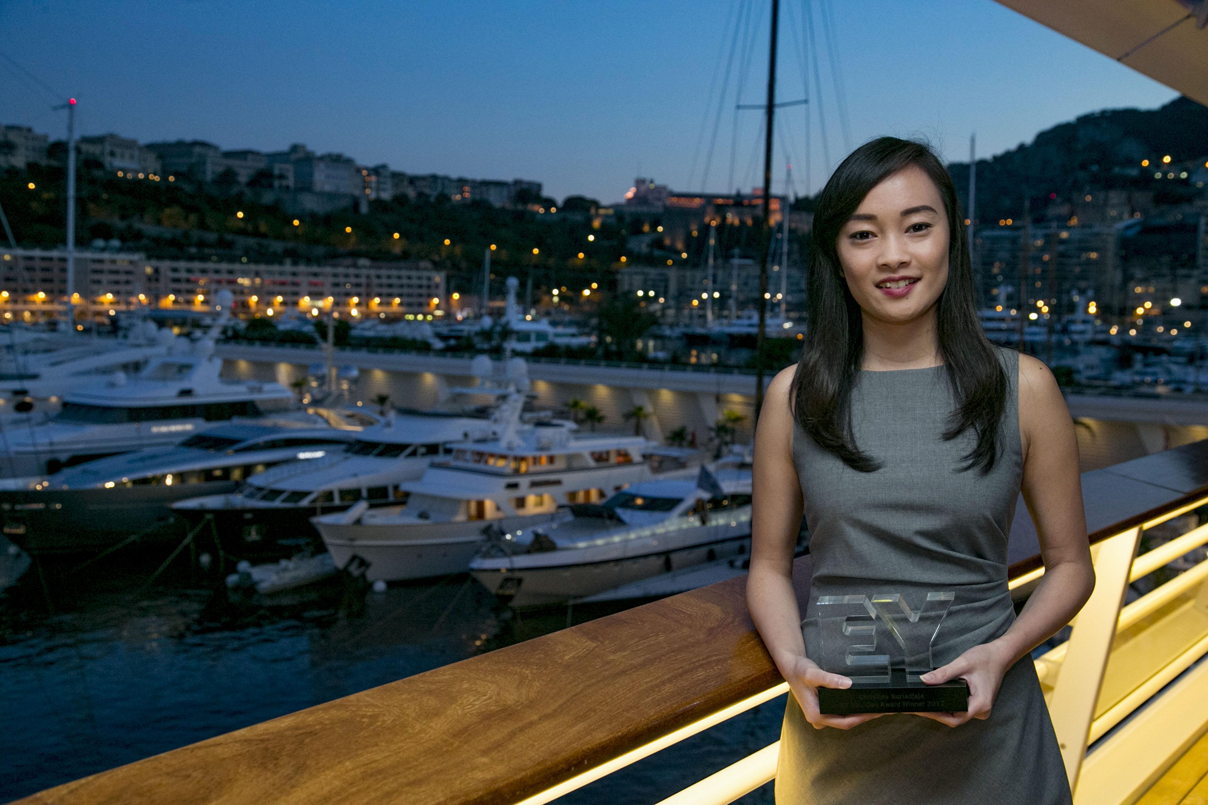 Christina Suriadjaja NextGen Award winners 2017