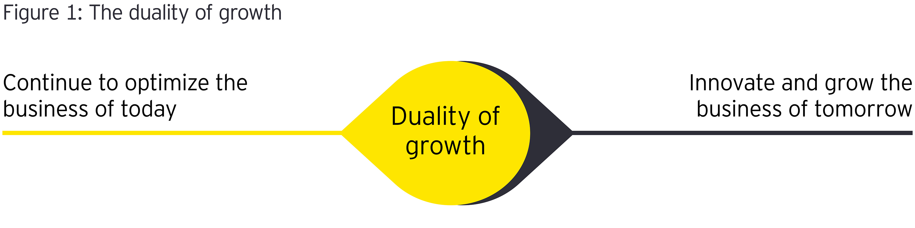 The duality of growth graphic
