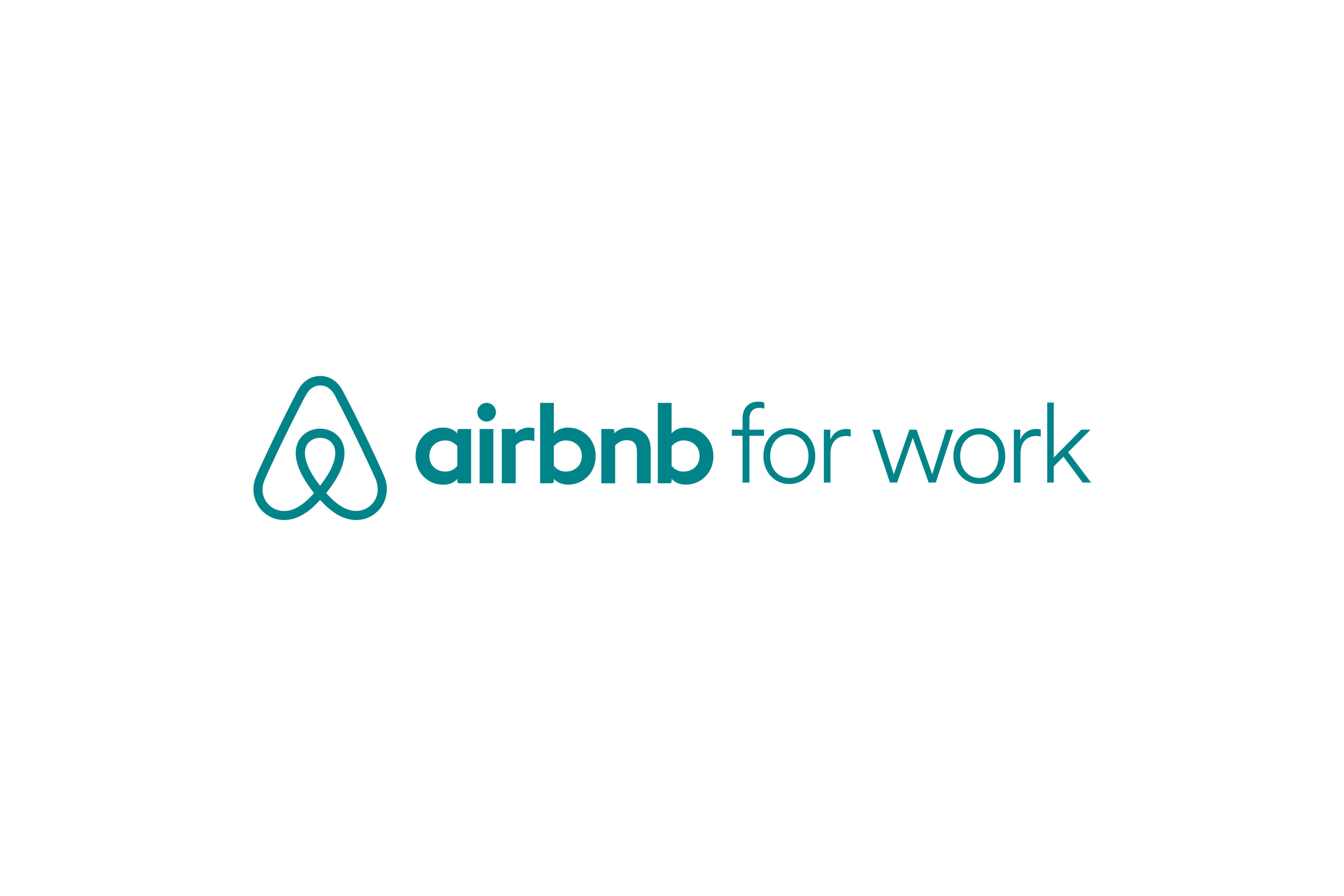 Airbnb For Work logo