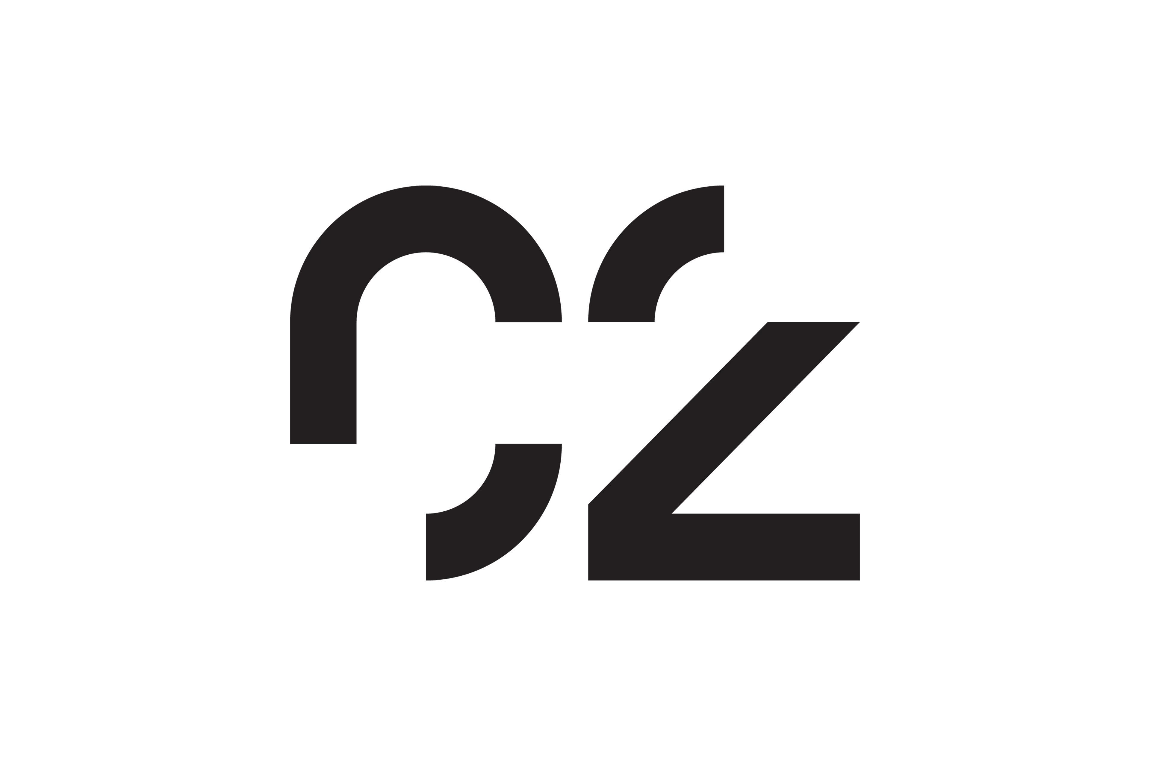 C2 Logo black
