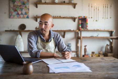 shopkeeper financial planning bookkeeping