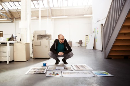 man office thinking ideas