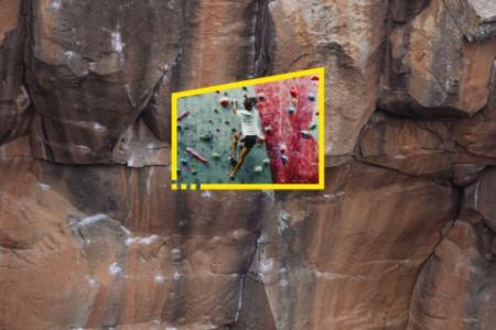 Reframe your future rockclimber