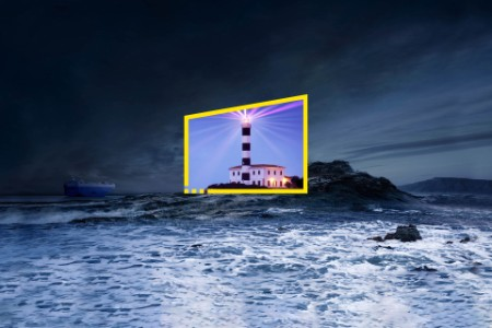 Reframe your future lighthouse