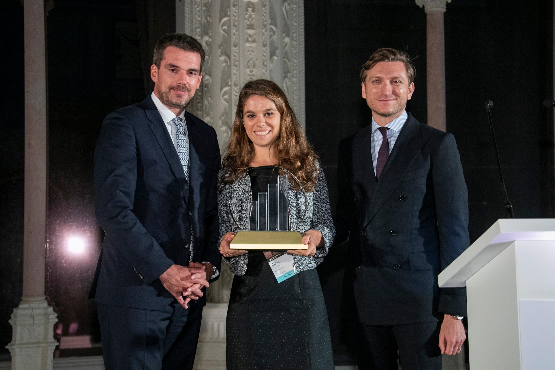 Carla Venesio NextGen Award winners 2019