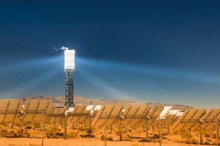 solar thermal generating plant