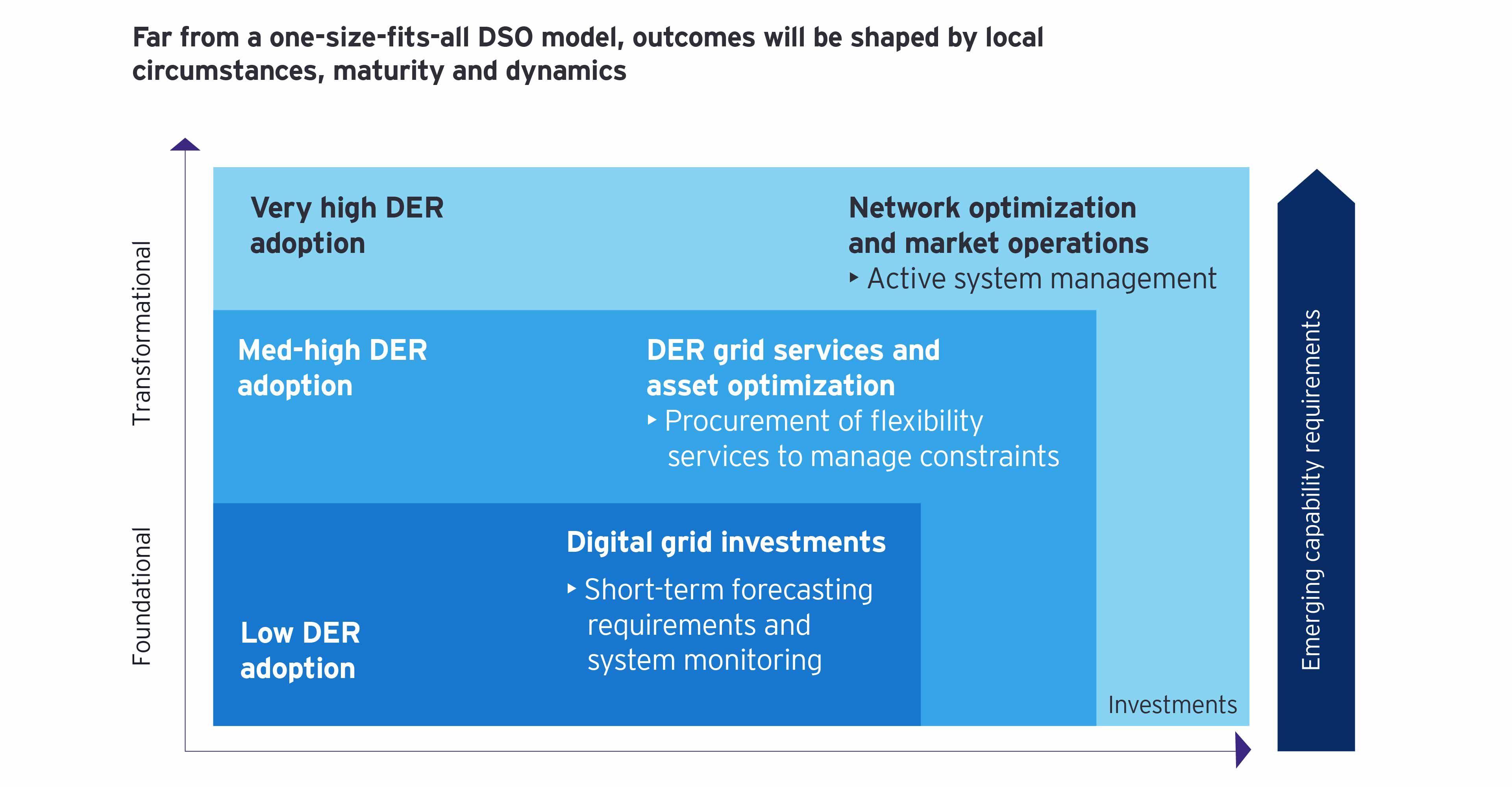 Far from a one-size-fits-all DSO model
