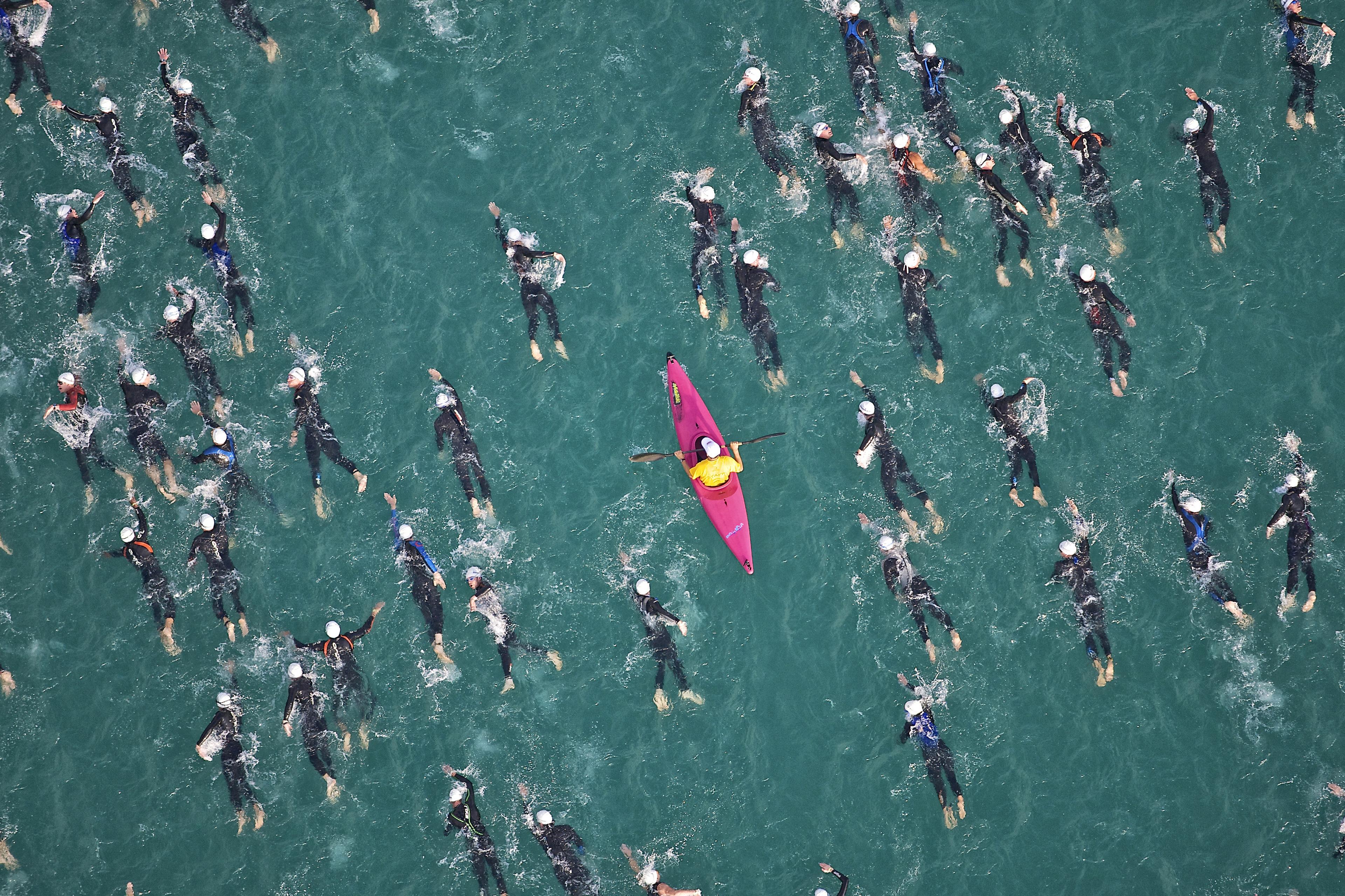 lifeguard kayak ironman austria