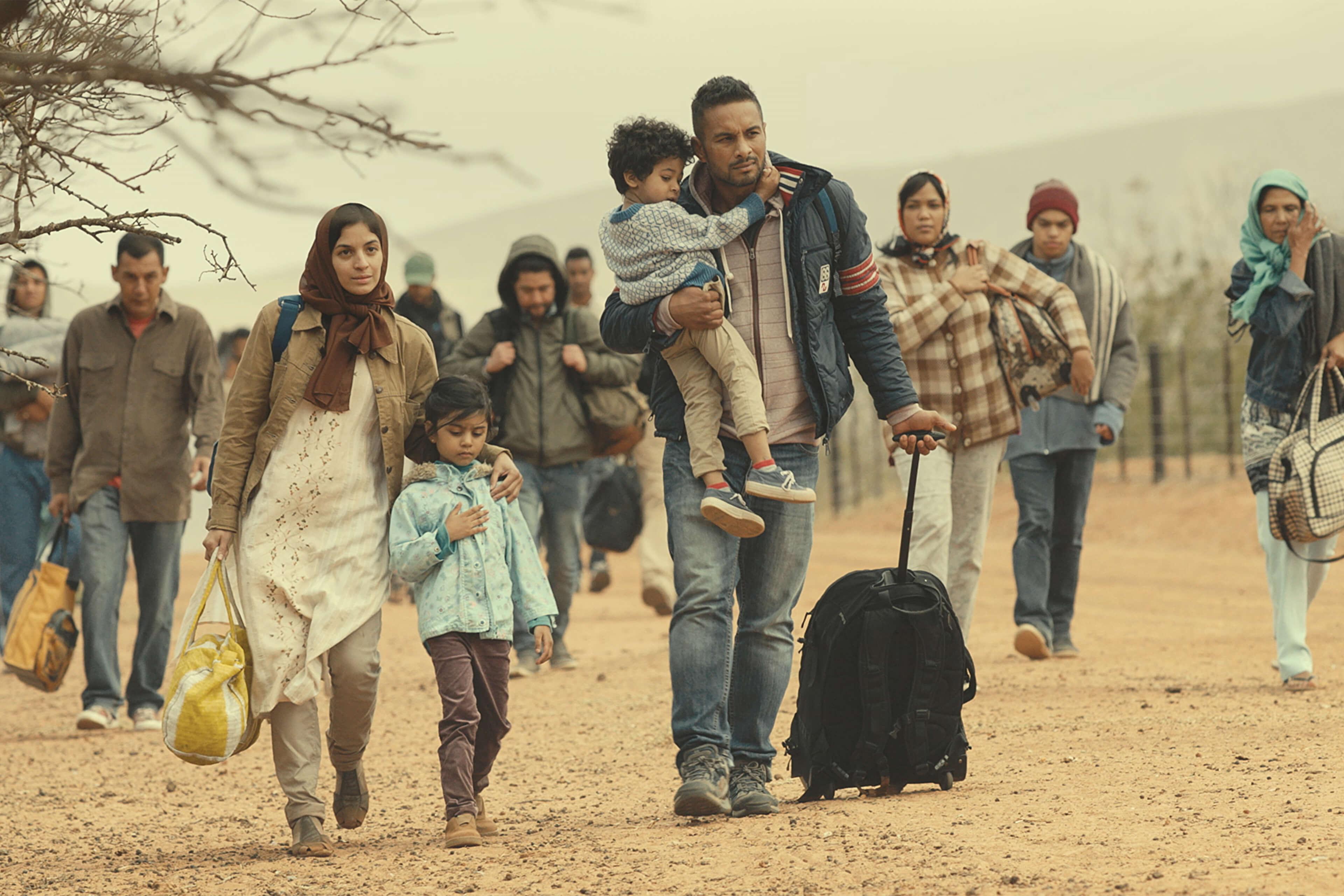 Кризис c беженцами привел меня в Ислам - II
