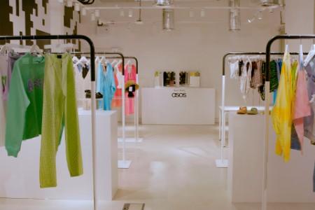 ASOS showroom
