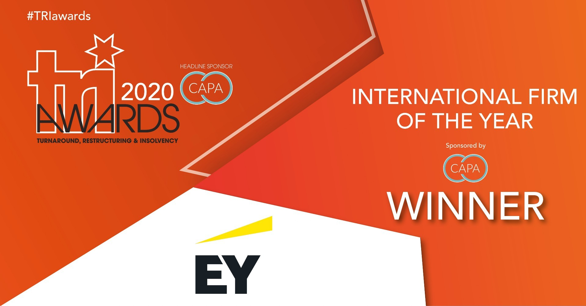 Image for 2020 TRI Awards - International Firm of the Year