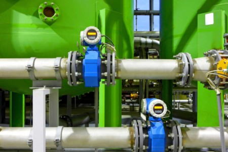 hydrogen gas pipes