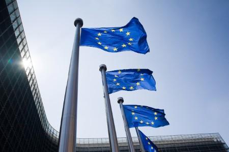 Series European flags