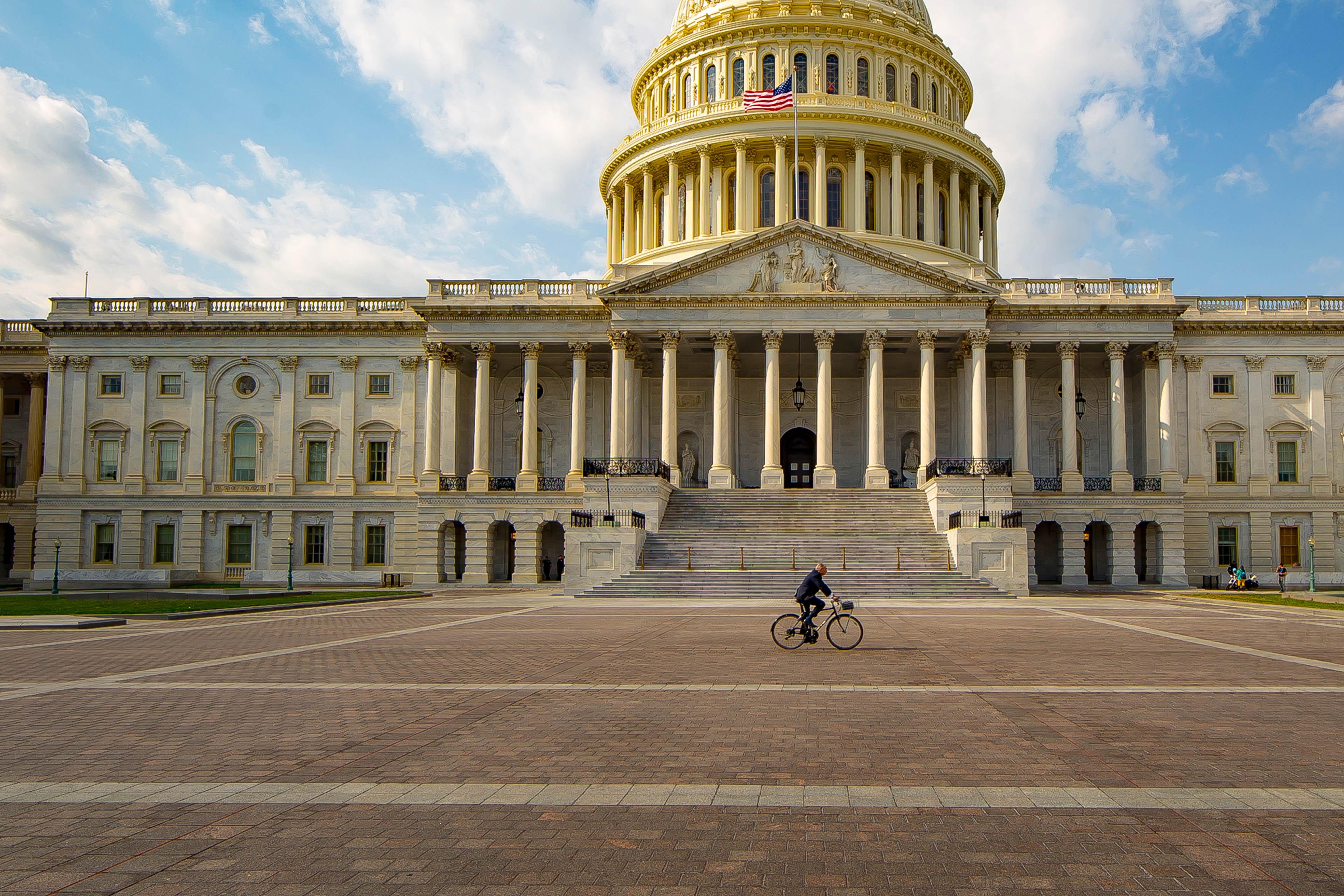 EY - US Capitol building