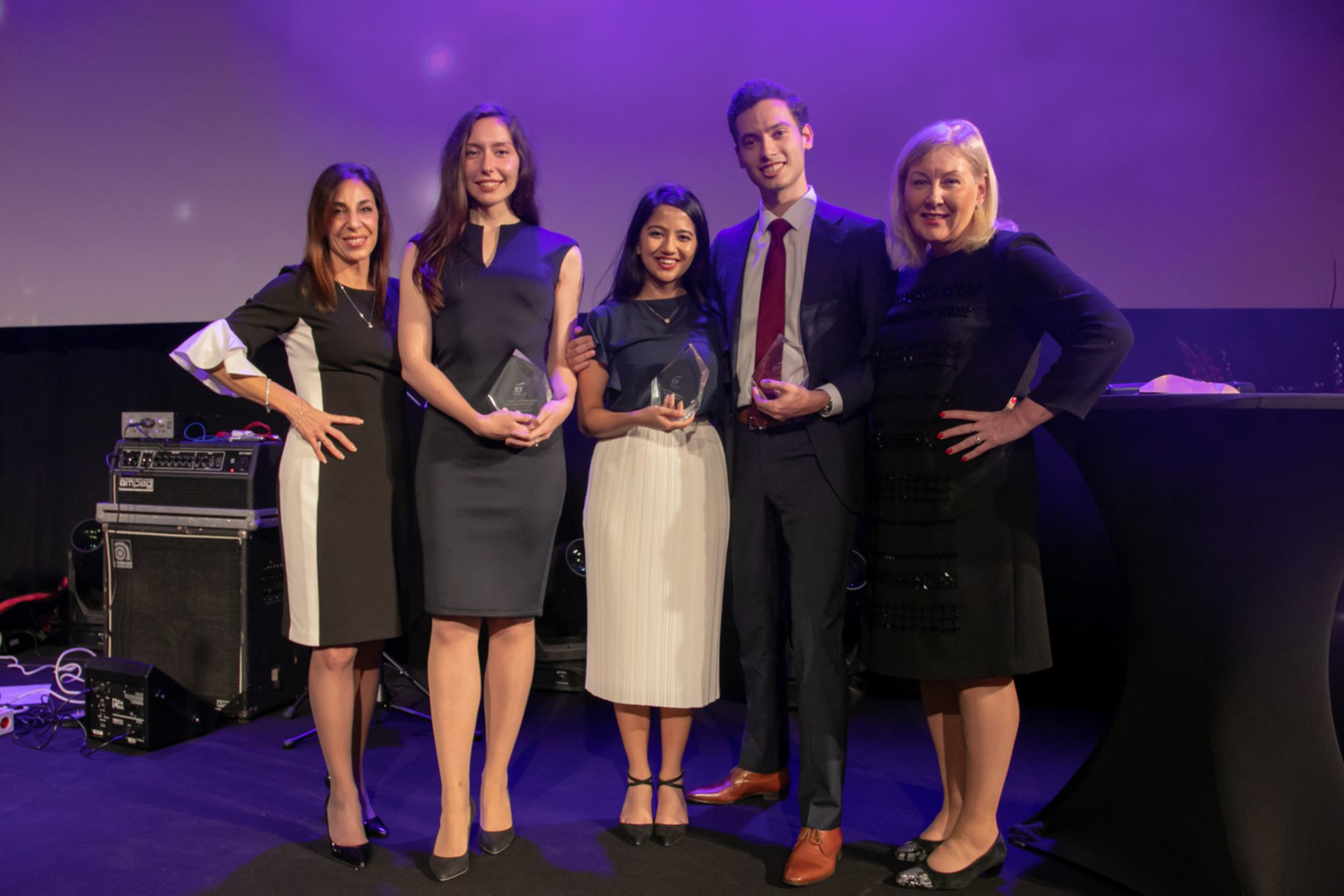 Young tax professional of year winner