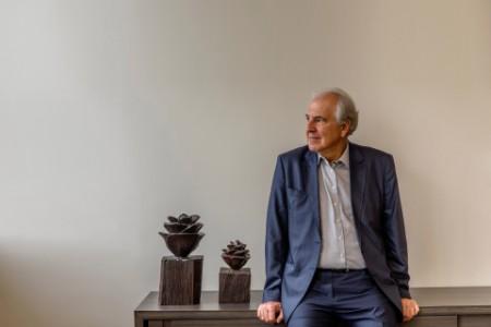 Rubens Menin fundou a empresa de construção MRV Engenharia