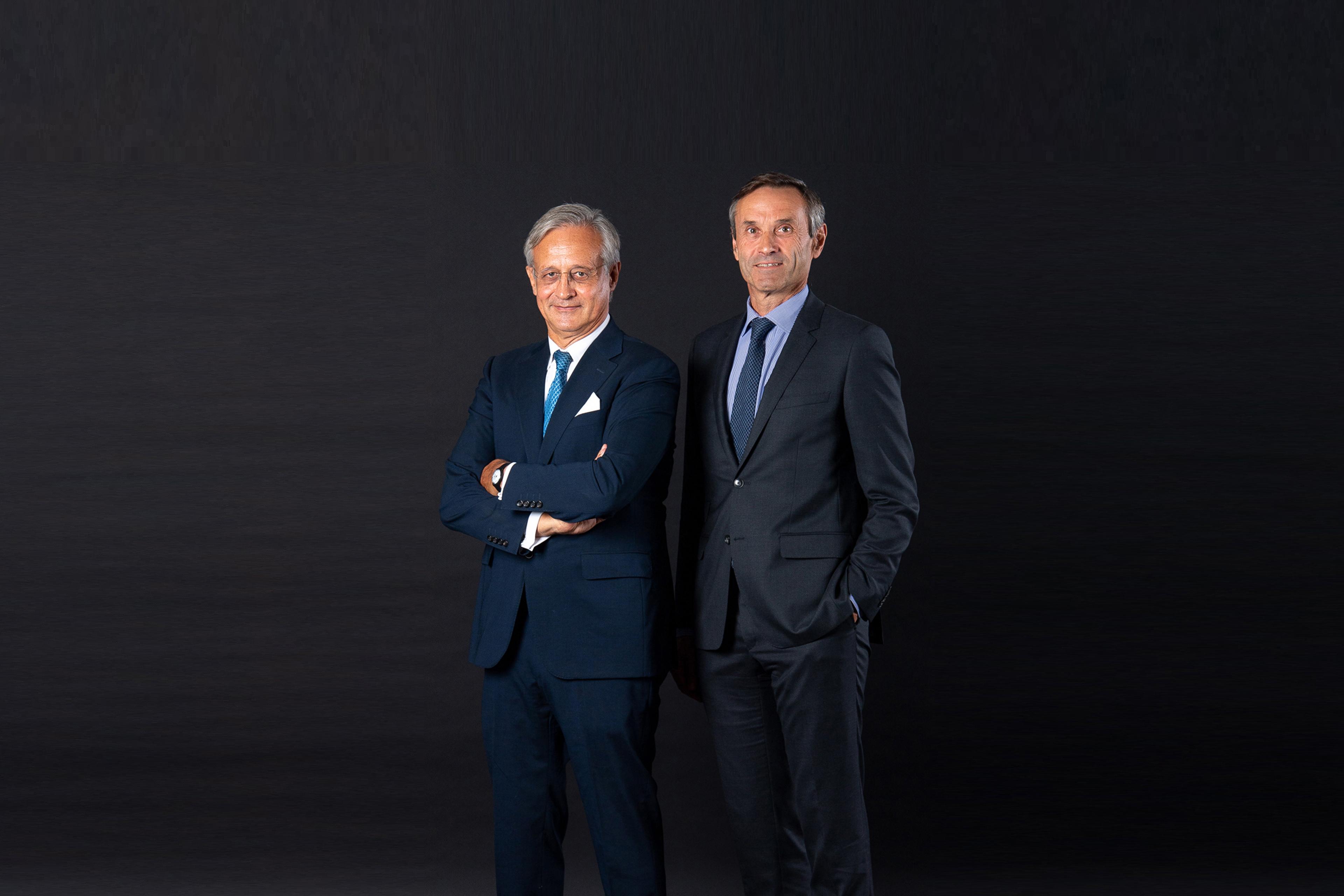 2019 Entrepreneur Philippe Haspeslagh, Bernard Haspeslagh