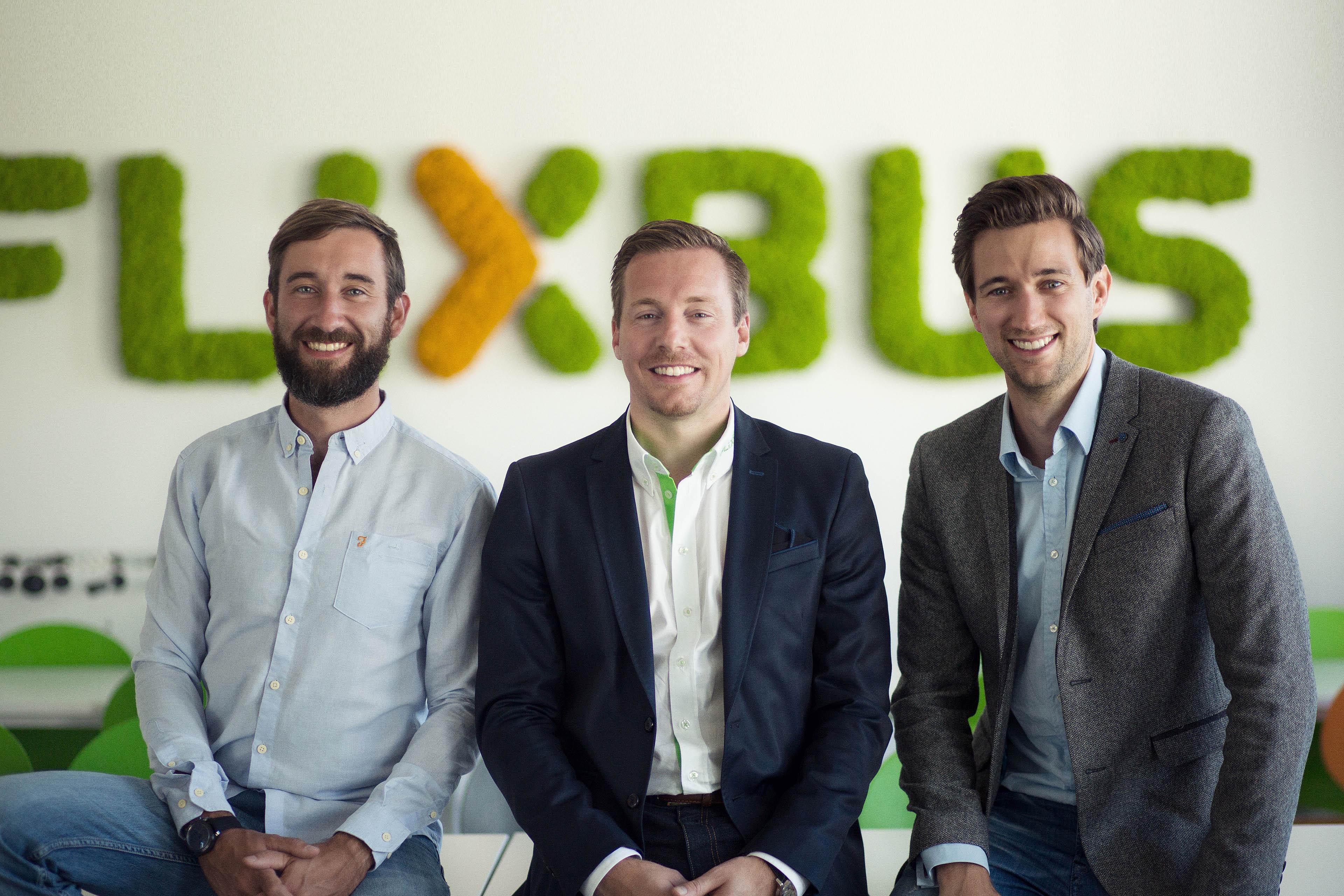 2019 Entrepreneur Daniel Krauss André Schwämmlein Jochen Engert