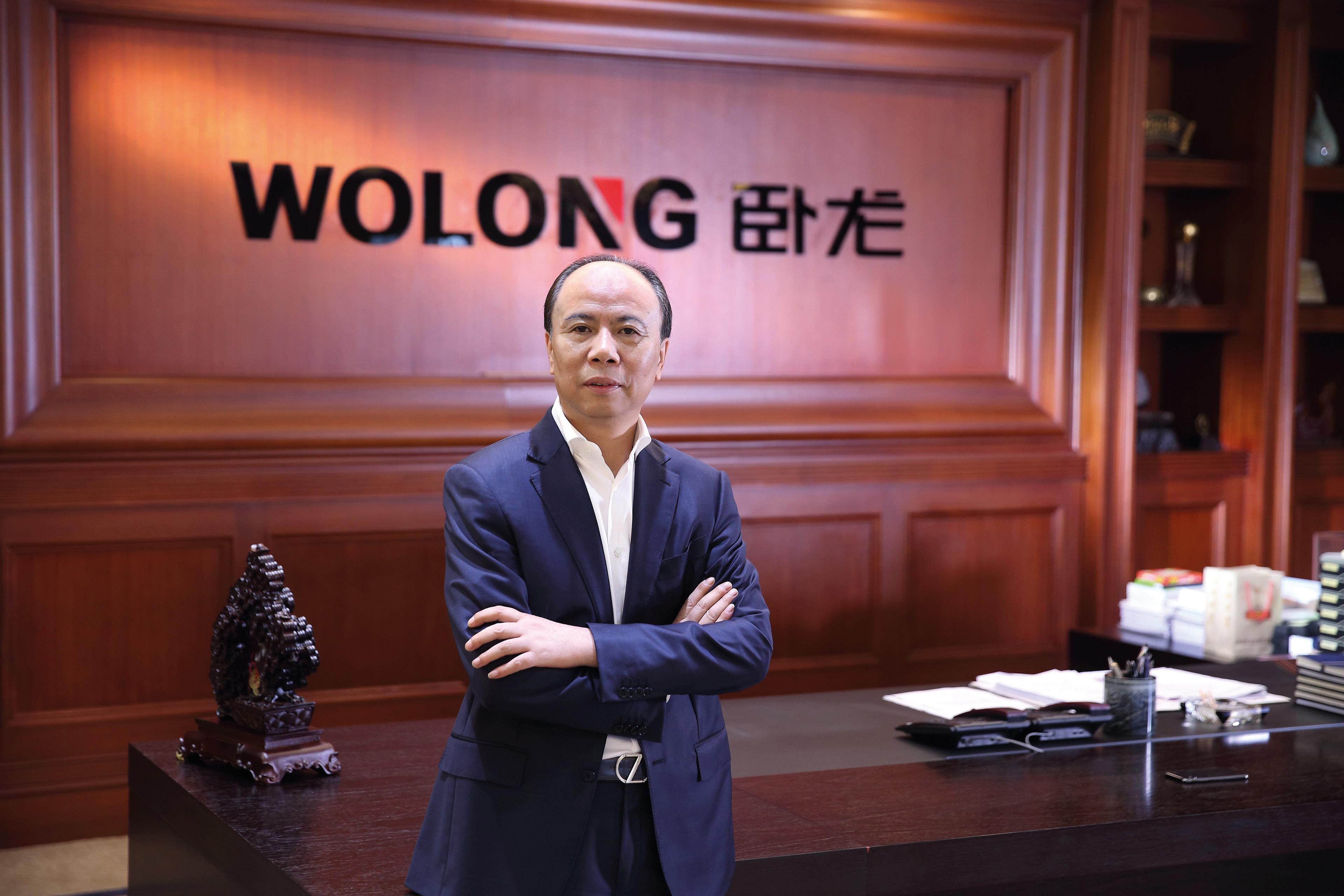 2019 Entrepreneur Chen Jiancheng