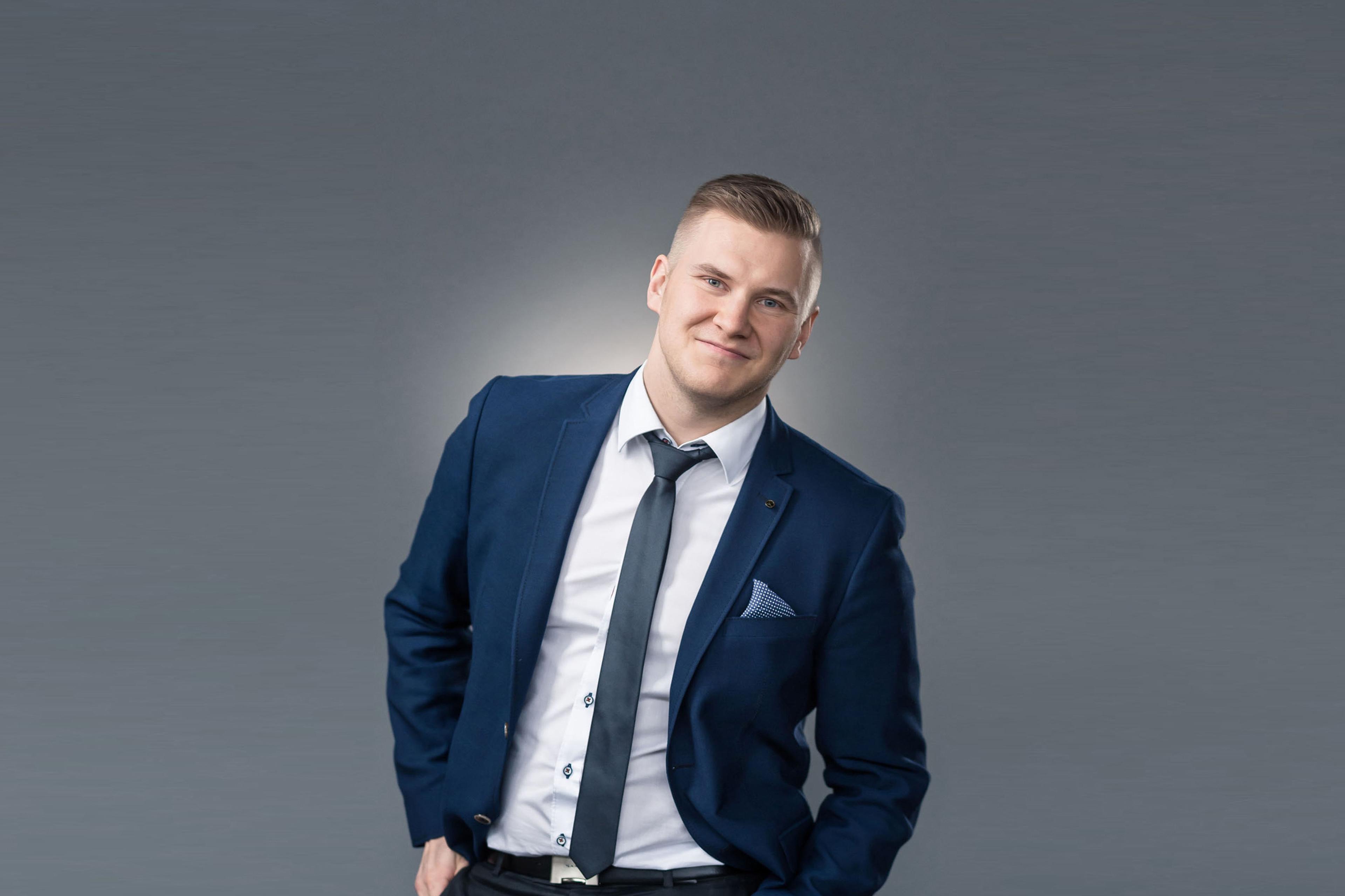 2019 Entrepreneur Samu Hällfors